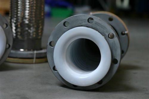 Types de montages du tube PTFE