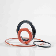 FEP / SILICONE SEALS AND SILICONE PROFILES